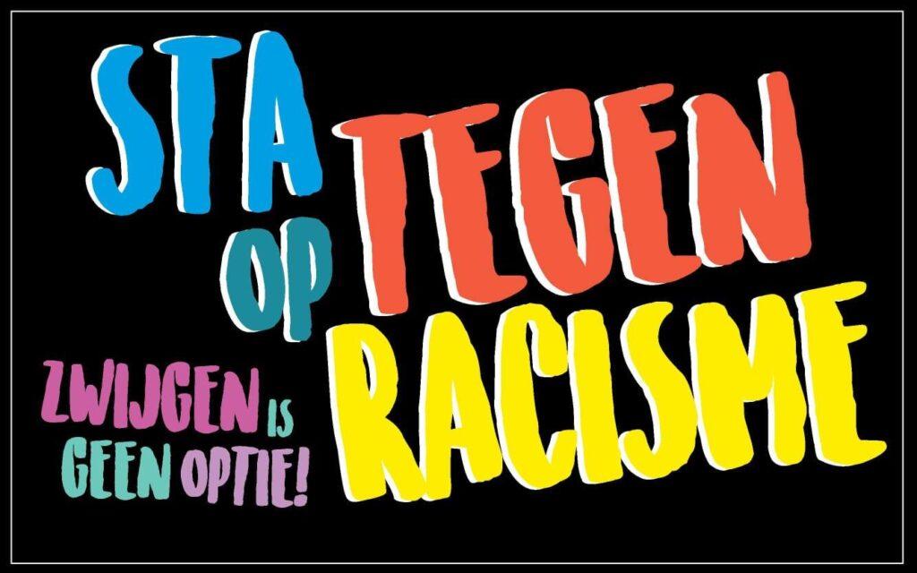 sta op tegen racisme