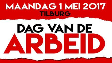1 Mei Tilburg: Dag van de Arbeid