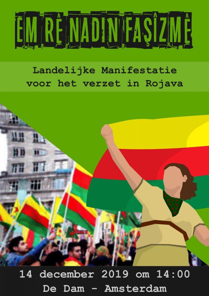 verzet in Rojava