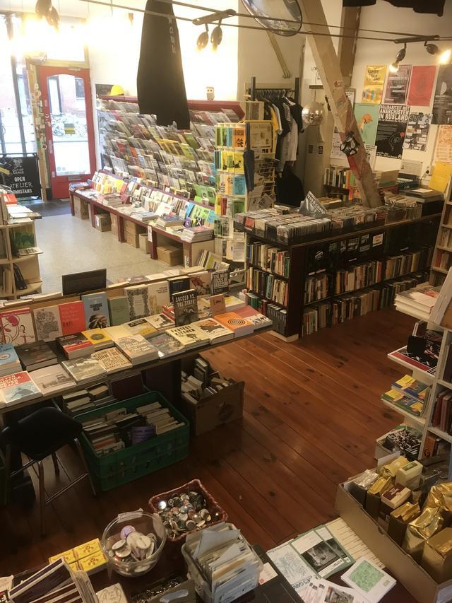 Boekhandel Het Fort van Sjakoo