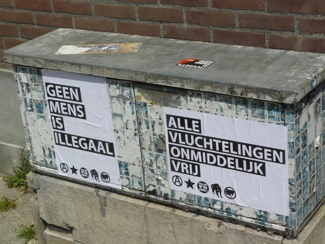 posters in Nijmegen