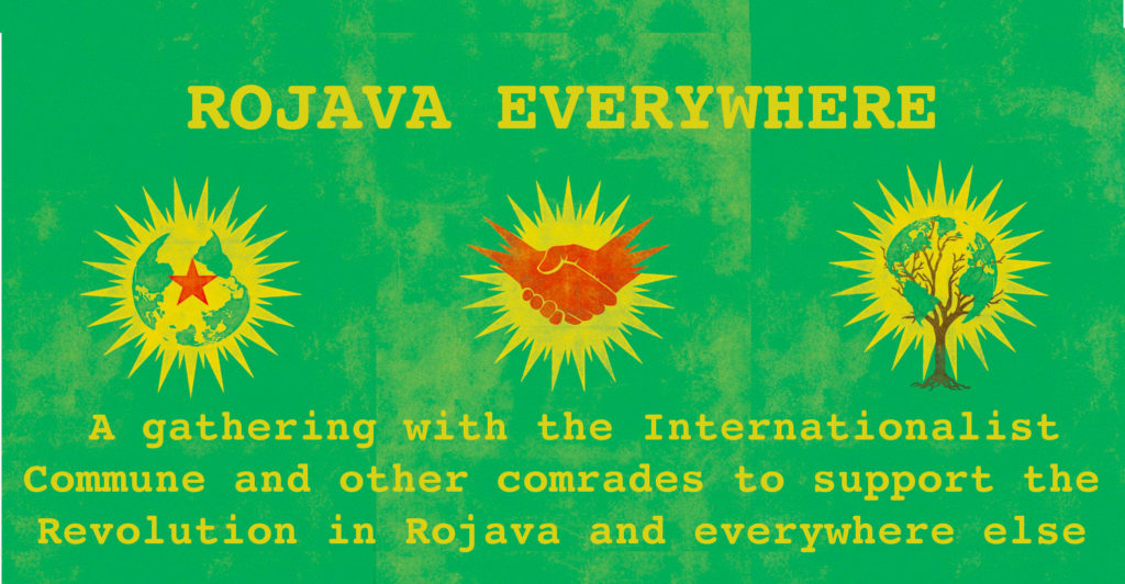 rojava everywhere