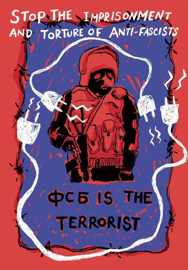 repression in russia