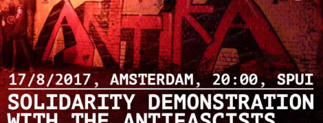 Solidariteitsdemonstratie met de antifascisten (AFA)