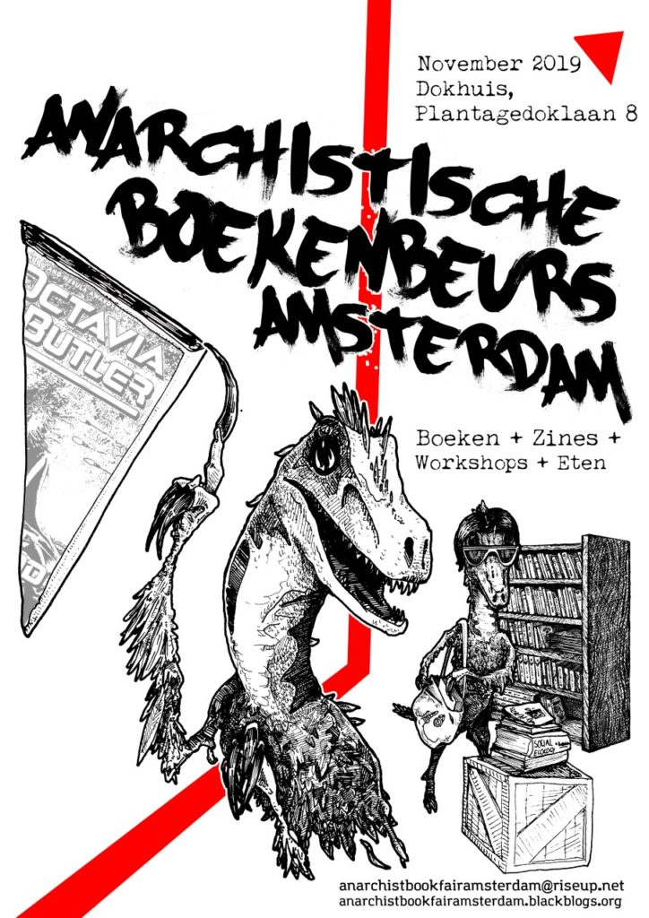 anarchist bookfair amsterdam